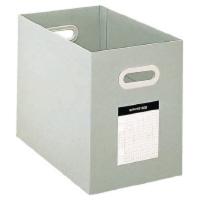 コクヨ サンプルボックス A4横グレー 1セット(10個:1個×10)