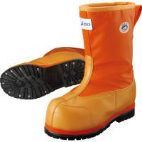 アシックス 作業用防寒靴 28.5cm (直送品)