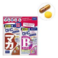 DHC マカ ビタミンBミックス付き