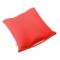 MOGU ひっぱって使うのびるシートクッション(カバー付)赤 744951(取寄品)