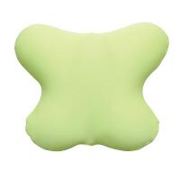 MOGU 腰を楽にするクッション(カバー付)緑 744987 (取寄品)