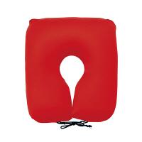 MOGU 尾骨を浮かすシートクッション(カバー付)赤 745164 (取寄品)