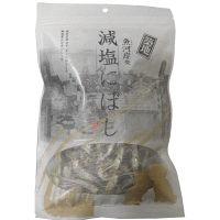 ナチュラルフーズ キャットフード 築地減塩にぼし 100g 1袋 藤沢商事