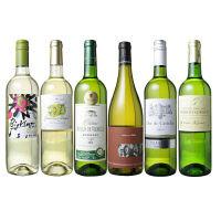 厳選白ワイン6本セット