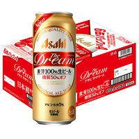 アサヒ ザ・ドリーム 500ml 24缶