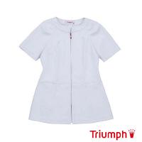医療白衣 トリンプ ナースジャケット TXM-122-WH ホワイト L 1枚 サンペックスイスト (取寄品)