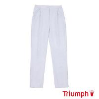 医療白衣 トリンプ テーパードナースパンツ TXM-312-WH ホワイト L 1枚 サンペックスイスト (取寄品)