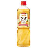 ミツカン ビネグイットりんご酢マンゴーミックス 6倍濃縮タイプ (業務用) 1000ml 1本