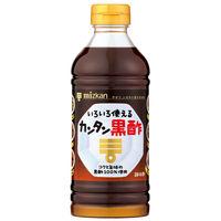 ミツカン カンタン黒酢 500ml 1本