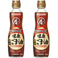Jオイルミルズ 味の素 健康 調合ごま油 340g 1セット(2本入)