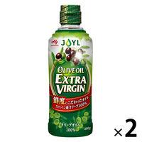 J-オイルミルズ 味の素 オリーブオイル エクストラバージン 400g  1セット(2本入)