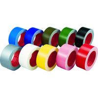 マクセル スリオン カラー布粘着テープ50mm ホワイト 339000WH0050X25 1巻 351-8795 (直送品)