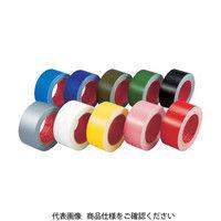 マクセル スリオン カラー布粘着テープ50mm シルバー 339000SI0050X25 1巻 351-8787 (直送品)