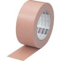 布粘着テープエコノミータイプ 幅50mmX長さ25m GNT-50E 1セット(750m:25m×30巻) 157-6526 (直送品)