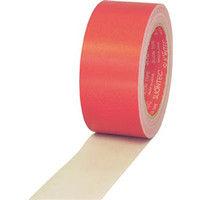 マクセル(maxell) スリオン カラーマットクロステープ50mm レッド 334542-RD-00-50X25 1巻(25m) 351-8639 (直送品)