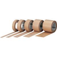 トラスコ中山 TRUSCO クラフトテープ 幅100mmX長さ50m TKT100 1セット(2巻入) 258ー1779 (直送品)