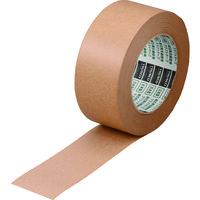 トラスコ中山 TRUSCO クラフトテープ 幅50mmX長さ50m TKT50 1セット(5巻入) 258ー1752 (直送品)