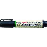 三菱鉛筆 梱包用マーカー パワフルブラック PTNMK24 1本 342-6793 (直送品)
