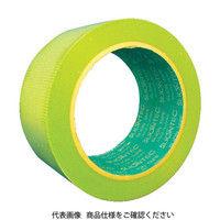 マクセル(maxell) 床養生用フロアテープ50mm グリーン 344002-GR-00-50X50 1巻(50m) 351-8833 (直送品)