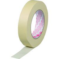 耐熱性クレープマスキングテープ 214-3MNE 25mmX50m 214-3MNE 25X50 1巻(50m) 218-7159 (直送品)