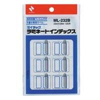 ニチバン マイタック(R)ラミネートインデックス 中(29×23mm) 青 ML-232B