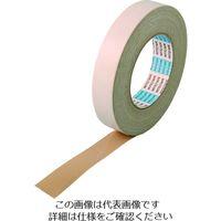 日東電工 布両面粘着テープ No.523 25mm×15m 523-25 1巻(15m) 126-5385 (直送品)