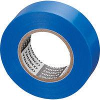 トラスコ中山 TRUSCO 脱鉛タイプビニールテープ 19mmX10m 10巻入り ブルー GJ2110 126ー2122 (直送品)