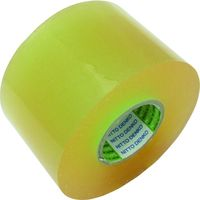 日東電工 脱鉛タイプビニールテープNo.21 50mm×20m 4巻入り 透明 21R-50 TM 1パック(80m) 126-2432 (直送品)