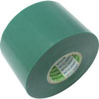 日東電工 脱鉛タイプビニールテープNo.21 50mm×20m 4巻入り 緑 21R-50 GN 1パック(80m) 126-2424 (直送品)