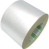 日東電工 日東 アルミテープ 75mm×50m AT75 1巻 125ー1244 (直送品)