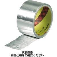 スリーエム ジャパン(3M) アルミ箔テープ 425 25mmX10m R 425 25X10 R 1巻 328-3968 (直送品)