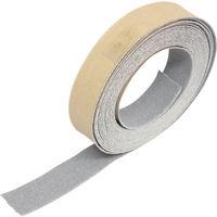 トラスコ中山 TRUSCO ノンスリップテープ 屋外用 25mmX5m グレー TNS25 1巻 256ー4599 (直送品)