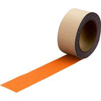 トラスコ中山 TRUSCO 蛍光ノンスリップテープ 屋外用 50mmX3m オレンジ TKNS50 1巻 256ー4301 (直送品)