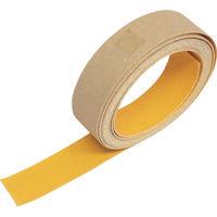 トラスコ中山 TRUSCO 蛍光ノンスリップテープ 屋外用 25mmX3m オレンジ TKNS25 1巻 256ー4262 (直送品)