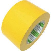 日東電工 ラインテープ ES-D 100mm×50m 黄 100E-SD Y 1巻(50m) 336-8335 (直送品)