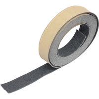 トラスコ中山 TRUSCO ノンスリップテープ 屋外用 25mmX5m ブラック TNS25 1巻 256ー4556 (直送品)