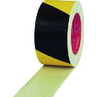 日立マクセル スリオン 危険表示用布粘着テープ60mm×25m イエロー/ブラック 336200SS0060X25  351ー8655 (直送品)
