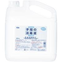 手指の消毒液 外皮消毒剤SC 4L 詰替用 液タイプ 信和アルコール産業