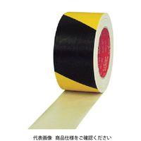 危険表示用布粘着テープ120mm×25m イエロー/ブラック 336200-SS-20-120X25 1巻(25m) 351-8663 (直送品)