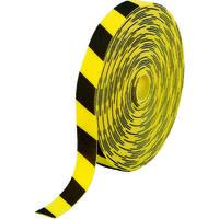 トラスコ中山 TRUSCO マジックバンド結束テープ 両面 幅25mm×長さ15m トラ柄 MKT25150TR 361-9729 (直送品)