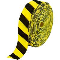 トラスコ中山 TRUSCO マジックバンド結束テープ 両面 幅50mm×長さ15m トラ柄 MKT50150TR 1巻 361-9737 (直送品)