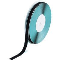トラスコ中山 TRUSCO マジックテープ 糊付B側 幅25mm×長さ25m 黒 TMBN2525BK 1巻 361-9419 (直送品)