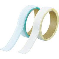 TRUSCO マジックテープ(R)弱粘着幅25mmX長さ1m白(1巻=1セット) TPD-25MTS-W 361-9583(直送品)