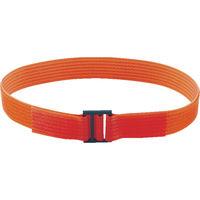 トラスコ中山 TRUSCO フリーマジック結束テープ 片面 幅25mm×長さ25m オレンジ MKT25B 1巻 001-2963 (直送品)