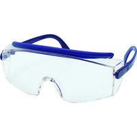 TRUSCO(トラスコ中山) 保護メガネ・ゴーグル 一眼型セーフティグラス クリア GS71 1個 175-0143 (取寄品)
