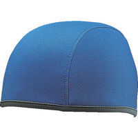 TANIZAWA(谷沢製作所) ヘルメット関連用品 さわやかキャップ ブルー 1905 1個 213-5531 (直送品)