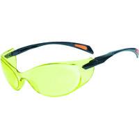 TRUSCO(トラスコ中山) 保護 二眼型セーフティグラス ゴーグルタイプ レンズイエロー TSG814Y 1個 365-8368 (直送品)
