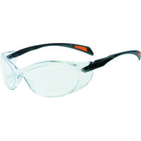 TRUSCO(トラスコ中山) 保護 二眼型セーフティグラス ゴーグルタイプ レンズクリア TSG814TM 1個 365-8350 (取寄品)