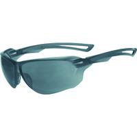 TRUSCO(トラスコ中山) 二眼型セーフティグラス スポーツタイプ レンズグレー TSG108GY 365-8414 (取寄品)