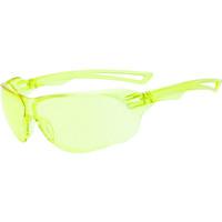 TRUSCO(トラスコ中山) 保護 二眼型セーフティグラス スポーツタイプ レンズイエロー TSG108Y 1個 365-8406 (取寄品)